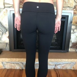 Lululemon wunder under leggings EUC authentic